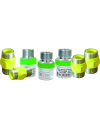 Gas safety fittings