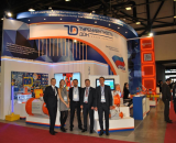 "Turbulentnost-DON Group participated in the ""Ros-Gaz-Expo"" 2016 exhibition"