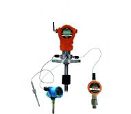 Level gauges Turbo Flow LVG (autonomous, with built-in data transmission unit)